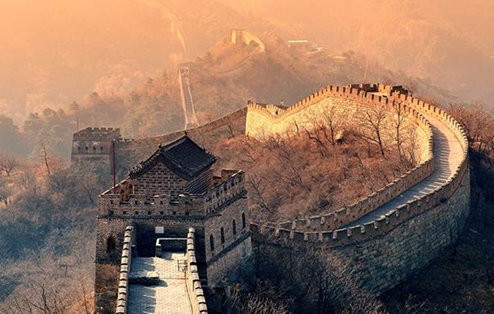 Description: DAY 9 THE GREAT WALL